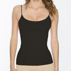 1560 Cami BLK Front